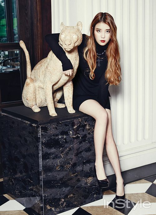 Instyle Korea Model: IU November 2013