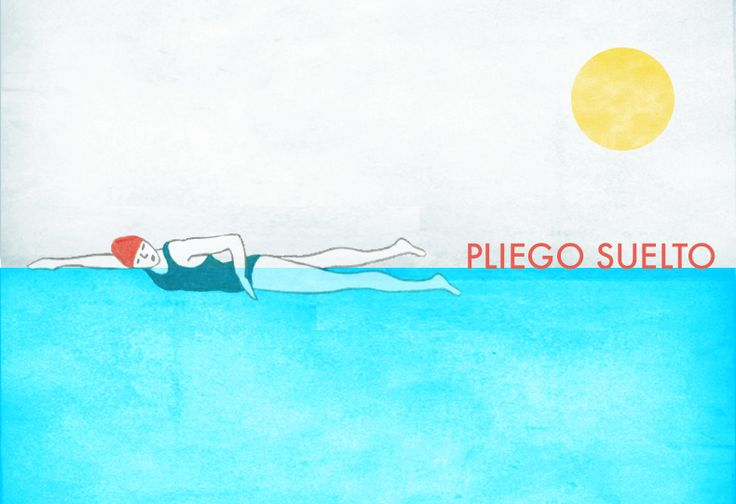 My latets illustration for PliegoSuelto.com by Lola Abenza