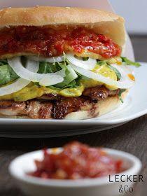 Da hat Claudia wirklich zu einem tollen Blogevent aufgerufen: Streetfood & Sambal  ist das Motto. Indonesisches Streetfood gewünscht - also,...