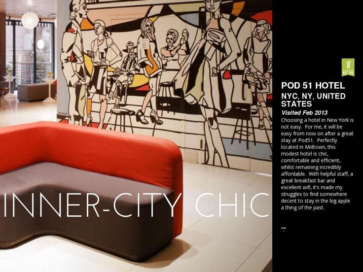 Pod 51 Hotel by Chris Crossley