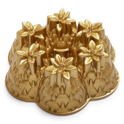 Nordic Ware 70th Anniversary Crown Bundt® Pan | Sur La Table