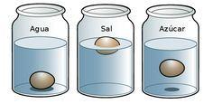 ¿Qué es la densidad de los líquidos? Los objetos sólidos que tiene menos densidad que el agua flotan en su superficie, y también lo hacen...