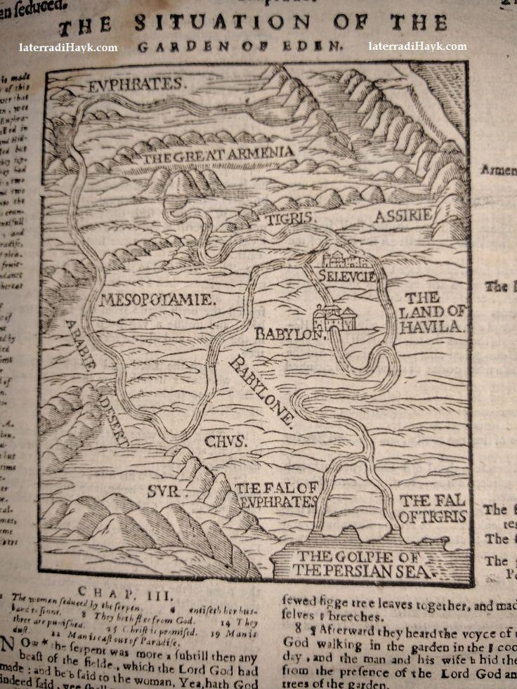 Bibbia del 1599 mostra mappa della Grande Armenia PORTLAND, OREGON – Uno studente del college Lewis & Clarkdi Portland ha scoperto una Bibbia di Ginevra (la Bibbia della regina Elisabett…