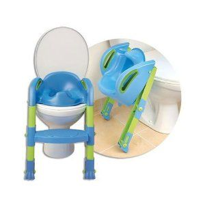 Baby Toddler Potty Seat/Training Kiddyloo Toilet Seat Reducer Solution for toilet training. Soft surface for contact with skin. Non-slip step with 2 ...  sc 1 st  Pinterest & 17 best Potty Training images on Pinterest | Potty training ... islam-shia.org