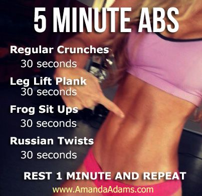 Combine this with my Nutrition and Workout Plan and you'll be ready for summer! *The Amanda Adams Bikini Body Program!*