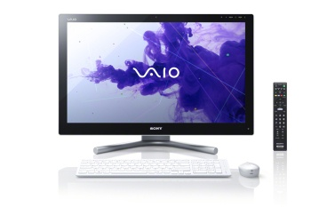 Though the Sony VAIO L24 is by no means a powerhouse machine, it succeeds as a reasonably priced media center PC.