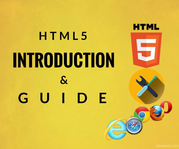 HTML is the abbreviation of Hypertext Markup Language. HTML5 is the latest 5th version of Hypertext Markup Language. Initially released in 28 October 2014.