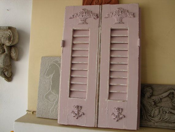 1038 best Shabby Chic Pink images on Pinterest