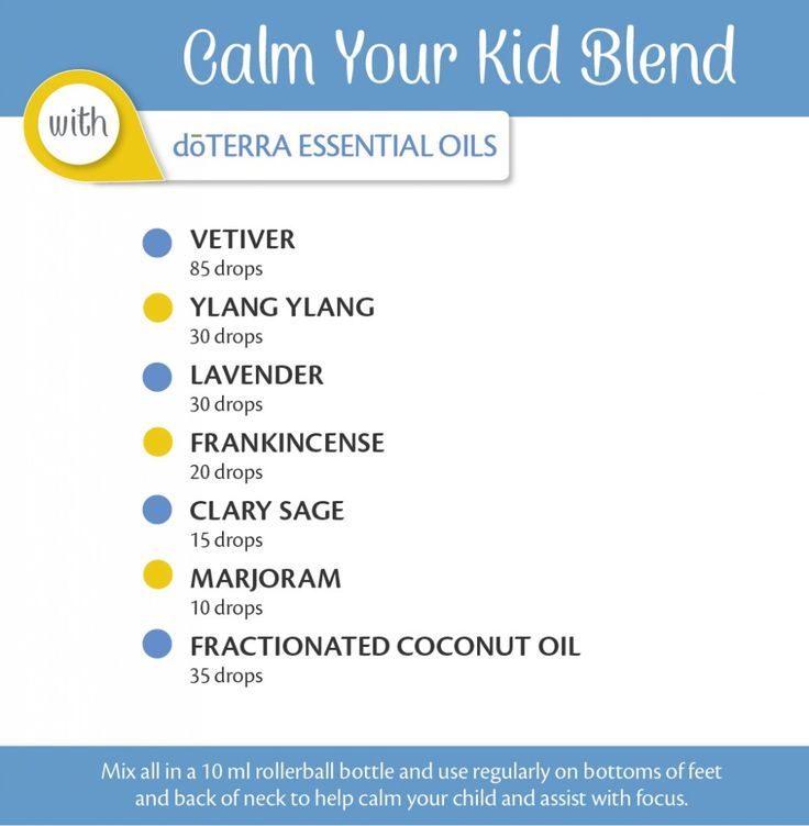 doTERRA Essential Oils to Help with Focus and Staying on Task