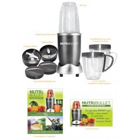 **present ideas for jade **  NutriBullet - The Superfood Nutrition Extractor