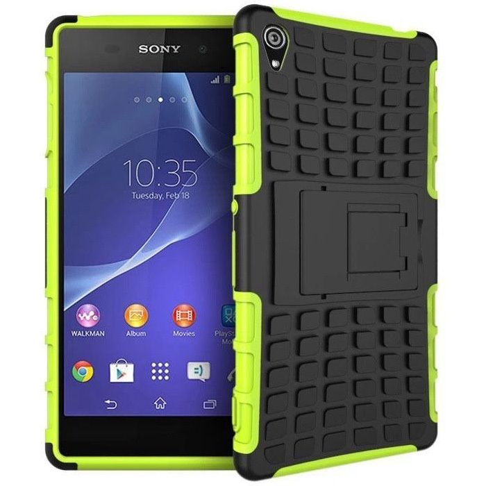 New Case - Green Heavy Duty Strong Tradesman Case Cover Stand For Sony Xperia Z3, $12.95 (http://www.newcase.com.au/green-heavy-duty-strong-tradesman-case-cover-stand-for-sony-xperia-z3/)