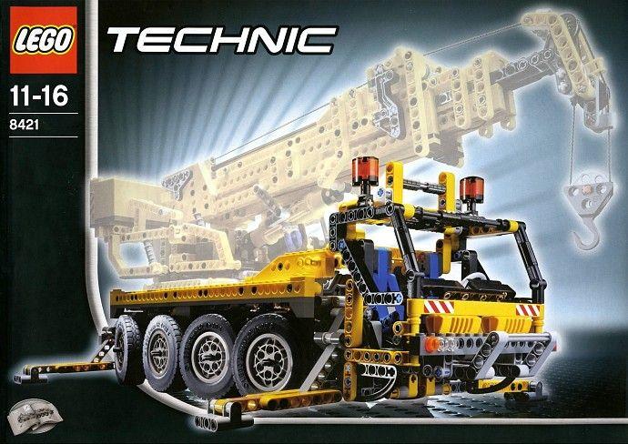 Lego Technic 8421: Mobile Crane* $150