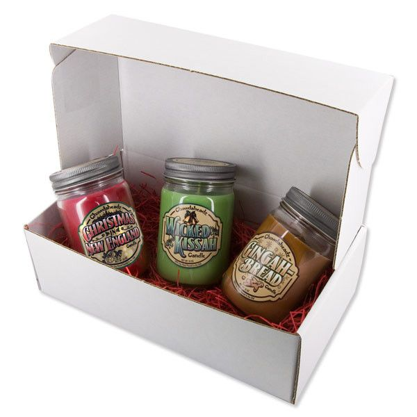 Holiday Cheer Candle Gift Set