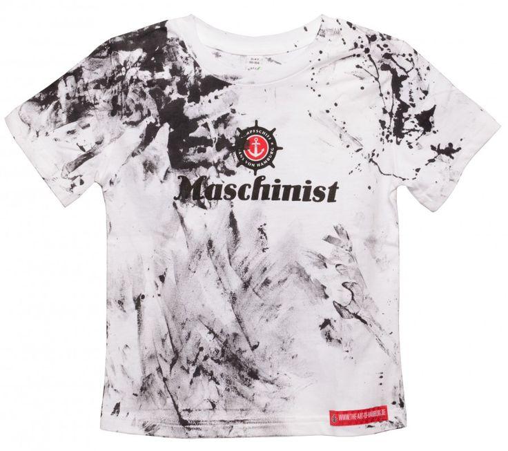 Maschinist Kinder T-Shirt