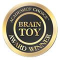 The I Can Build Lowercase Letters won the Academics' Choice Awards Reviewer award.  http://www.academicschoice.com/toys/i-can-build-lowercase-letters-activity-kit.php