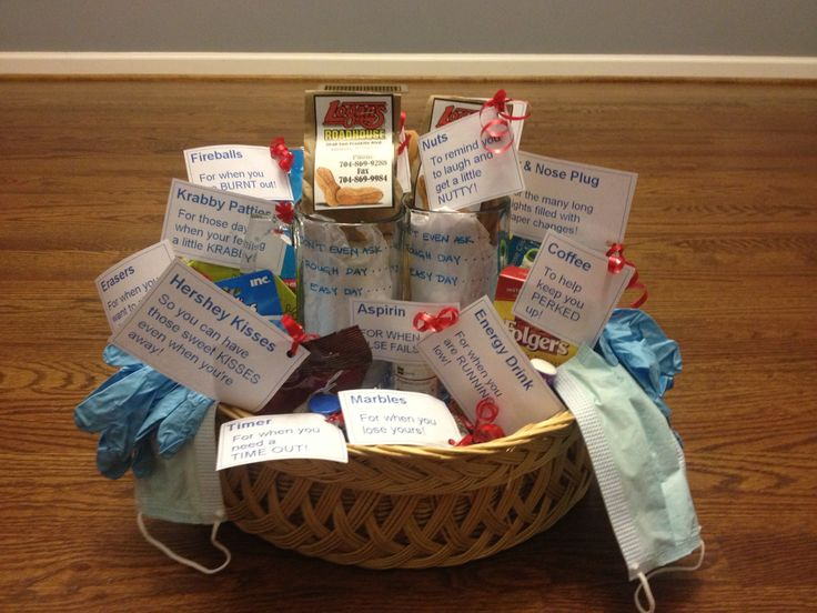 New parents survival kit baby shower