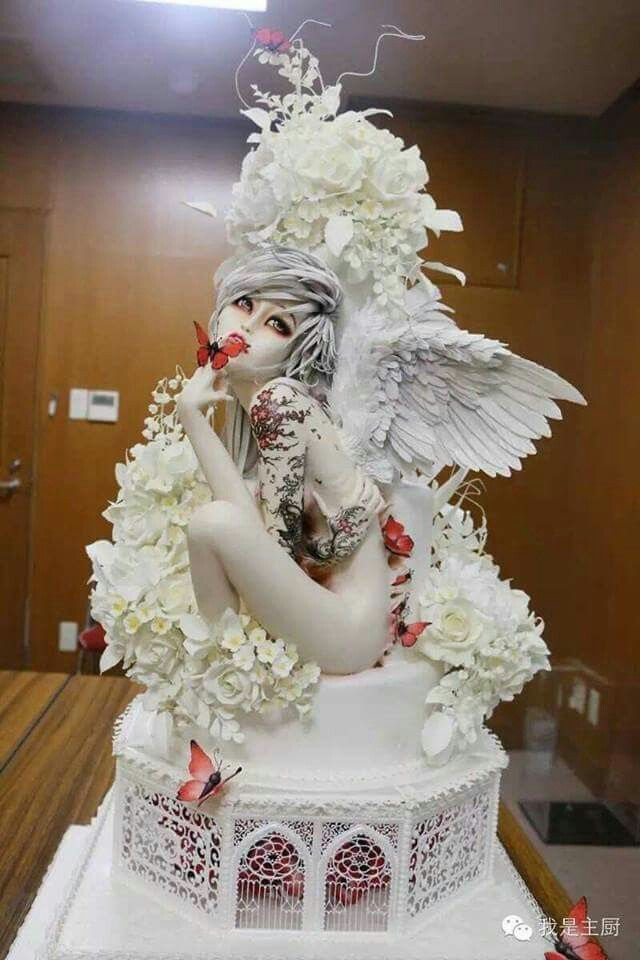 Le Cake Artist : 25+ best ideas about Anime cake on Pinterest Death note ...