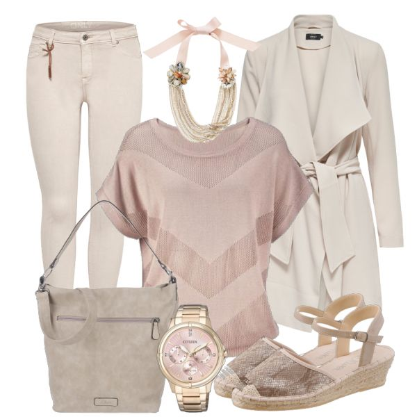 frhlings outfits dreaminggirl bei frauenoutfitsde traumhaft und sanft ist dieses frhlingsoutfit - Was Ist Beige
