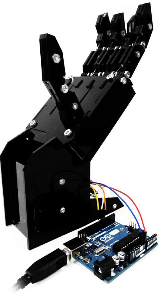 Best robotic arm project images on pinterest arduino