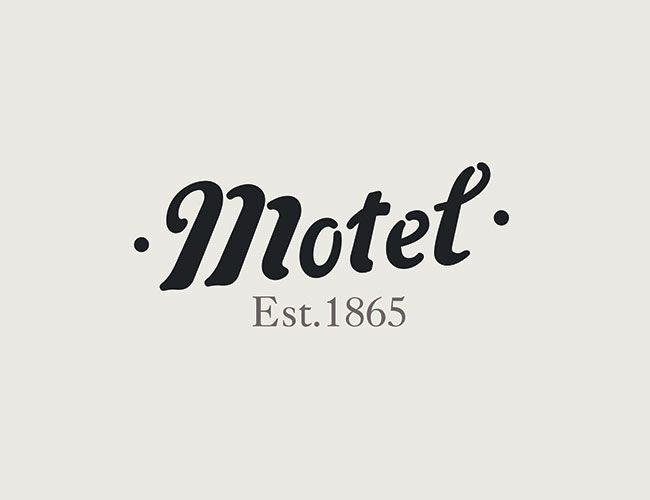 Motel logo