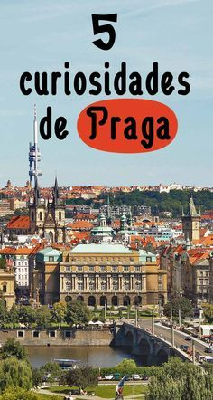 Vai para Praga? Conheça 5 curiosidades, além de várias dicas e informações importantes para aproveitar esse lugar mágico na República Tcheca. Saiba mais...
