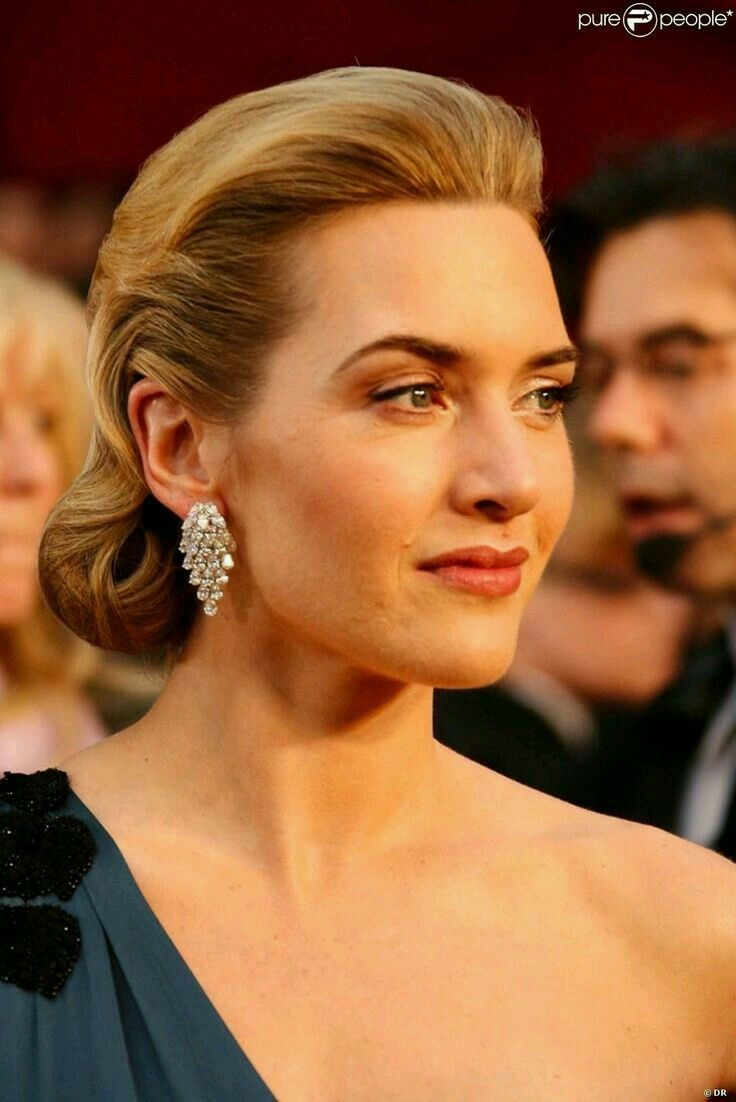 You Have Such A Lovely Face Its All Anybody Would Need To See To Fall In Love James Fairbairn Happy For You Kate Winslet Hairstyle Hair Styles
