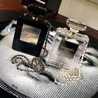 chanel bolsa perfume