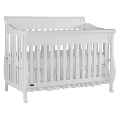 Europa Baby Andover Convertible Crib Nursery Pinterest