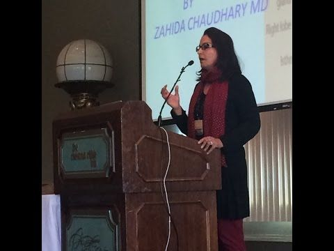 """Treatments Options for Thyroid Diseases Causing Psychiatric and Medical Disorders"" Dr. Zahida Chaudhary June 2, 2015 by Michael Sorg     From Lifestyle Medicine Conference 2015, May 2, 2015 in Blairesville, PA.   Watch all of the videos from this conference on theYoutube Playlist.   Want an audio version?  Subscribe to our Podcast on iTunes, Spreaker, or iHeartRadio!   Follow the Educational Grand Rounds Playlist on Youtube!    Follow us on Twitter, Facebook, or Google+ to get updated with…"