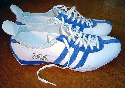 wholesale dealer d0202 f8655 Adidas Melbourne - very Mod-ern!