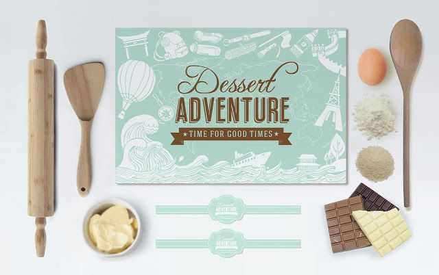 Dessert Adventure on Packaging of the World - Creative Package Design Gallery