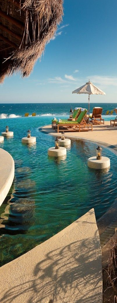 Best Places to Spend your Holiday Leisurely - Part 1 (10 Pics), Capella Pedregal, Cabo San Lucas