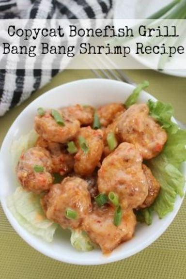 Bonefish Grill Bang Bang Shrimp Copycat Recipe