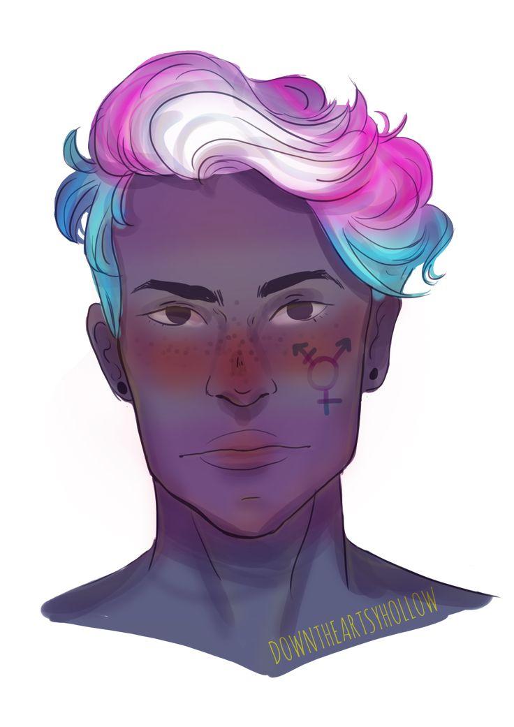 transgender art | Tumblr