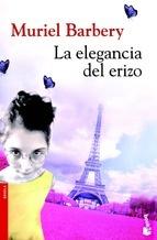 La elegancia del erizo-Muriel Barbery