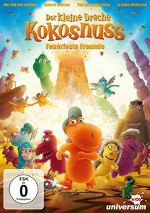 Der kleine Drache Kokosnuss - abenteuerlicher Filmspaß! #drachekokosnuss #dvd #weltbild