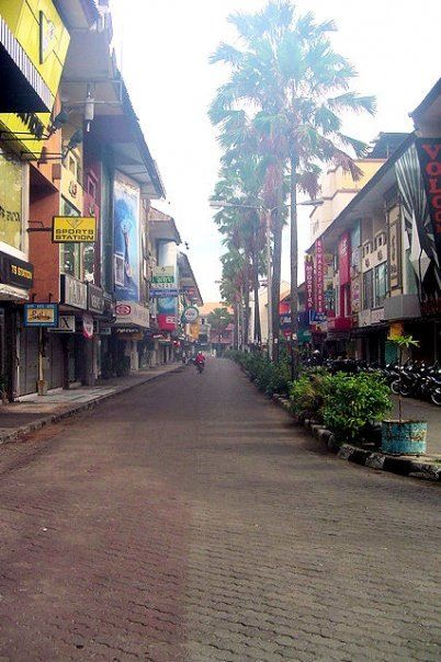 Kuta, Indonesia early morning- Josie White Photography