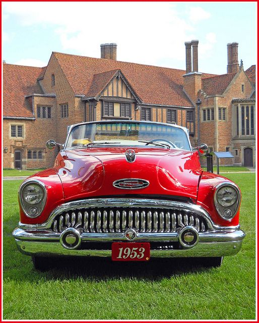 1953 Buick Skylark Maintenance/restoration of old/vintage vehicles: the material for new cogs/casters/gears/pads could be cast polyamide which I (Cast polyamide) can produce. My contact: tatjana.alic@windowslive.com