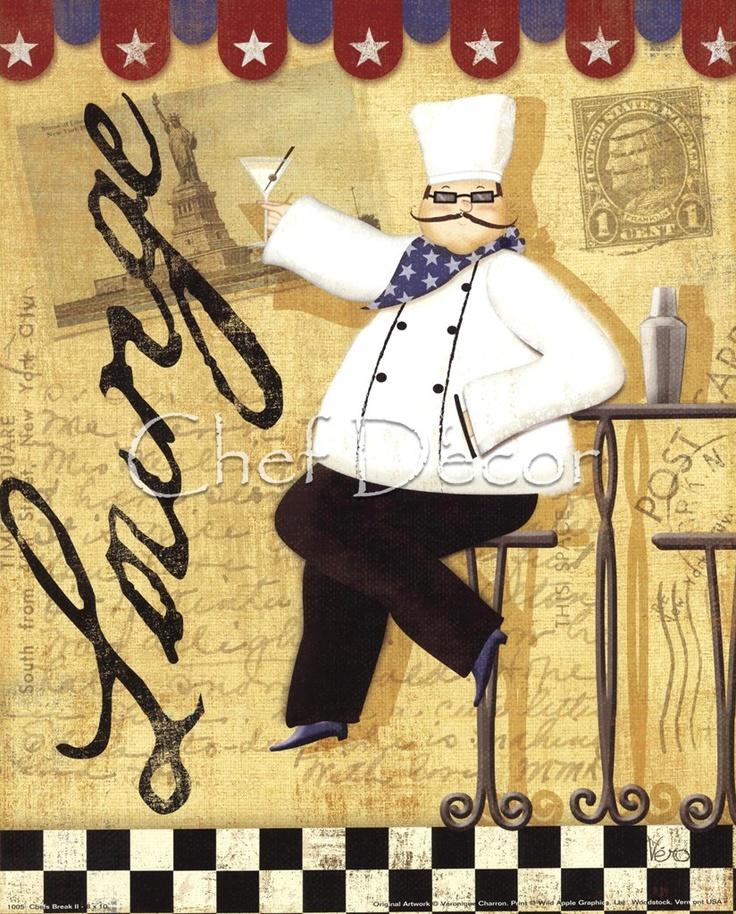 Best 47 ♨ Fat Chef Bistro ♨ images on Pinterest | Chefs, Chef ...