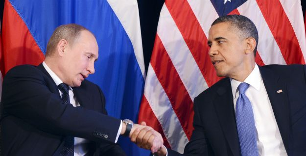 "Obama thanks Putin for help in Boston | APRIL 19,2013. ""Mr. Flexibility says ""Thanks."" "" !!! Reminds me of, being friends with the Devil himself! Putin & Obama.... a duo NOT to be trusted!"