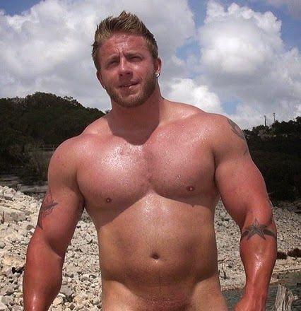 big muscle hunks