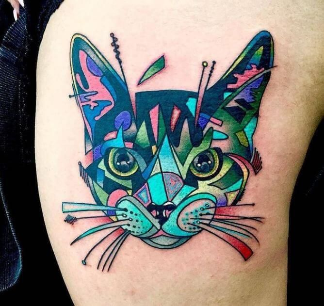 Best 25 egyptian cat tattoos ideas on pinterest bastet for X rated tattoos