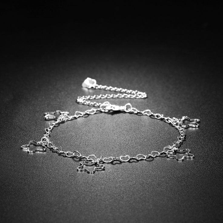 Like and Share if you want this  NEWBUY 2017 Fashion Sumeer Collection Silver Plated Star Charm Foot Bracelet For Women Hot Sale Women Anklets Summer Jewelry     Tag a friend who would love this!     FREE Shipping Worldwide     Get it here ---> http://jewelry-steals.com/products/newbuy-2017-fashion-sumeer-collection-silver-plated-star-charm-foot-bracelet-for-women-hot-sale-women-anklets-summer-jewelry/    #cheap_womens_watches