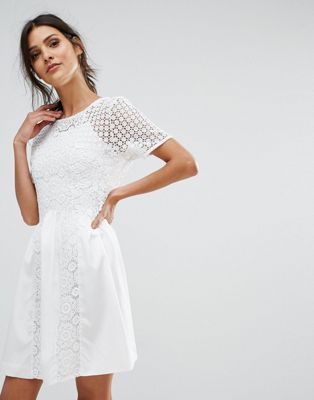 Amy Lynn Crochet Tea Dress