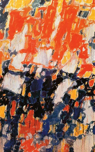 Sam Francis, Untitled, 1956