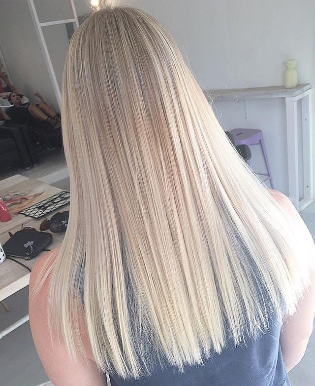 Soft & creamy blonde                                                                                                                                                                                  More