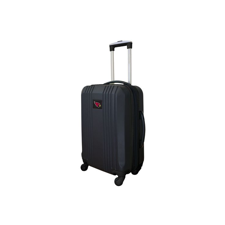 NFL Arizona Cardinals 21 Hardcase Two-Tone Carry-On Spinner