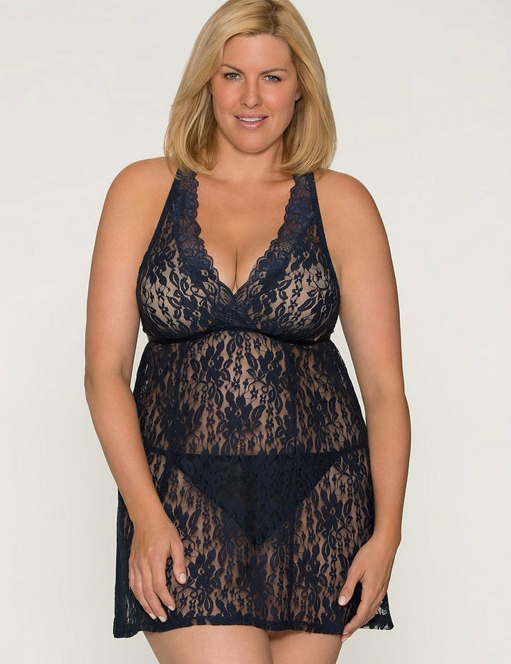 lane bryant lingerie see through