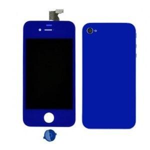 Kit couleur bleu nuit iPhone 4-4s