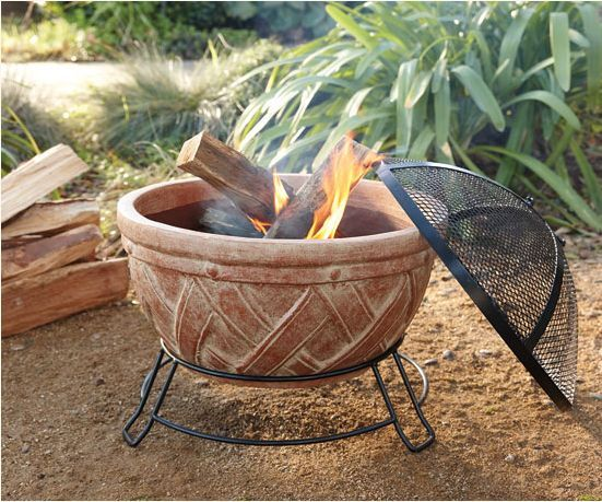 25 Best Ideas About Clay Fire Pit On Pinterest Summer